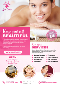 Spa and Salon Flyer