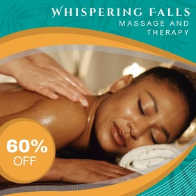 Spa Massage Discount Offer Video Ad