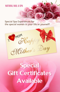 spa mother's day