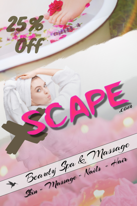 Spa Retreat Salon/Beauty/skin/clinic/massage
