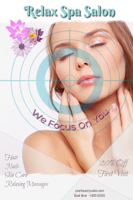 Spa Salon/Massage/Relax/Skin Care