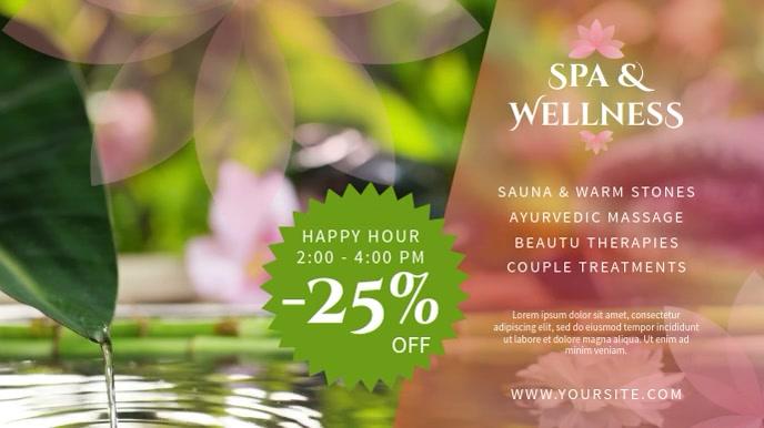 Spa Wellness Retail Video Template