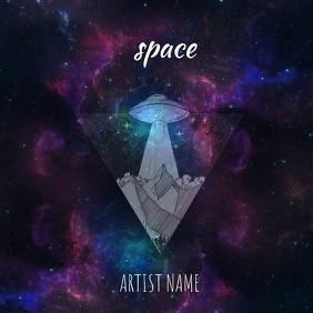 space ALBUM ART