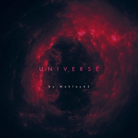 Space Galaxy Universe CD Cover Music