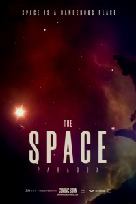 Space Movie Poster template