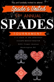 Spades Tournament