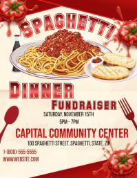 Spagetti Dinner Fundraiser