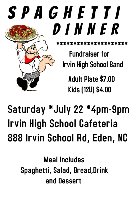 Spaghetti Dinner Flyer  sc 1 st  PosterMyWall & Spaghetti Dinner Flyer Template | PosterMyWall