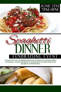 fundraising flyers examples