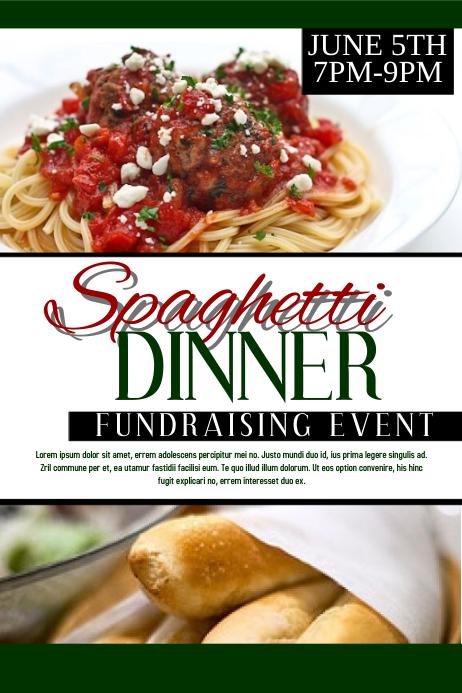 Spaghetti Dinner