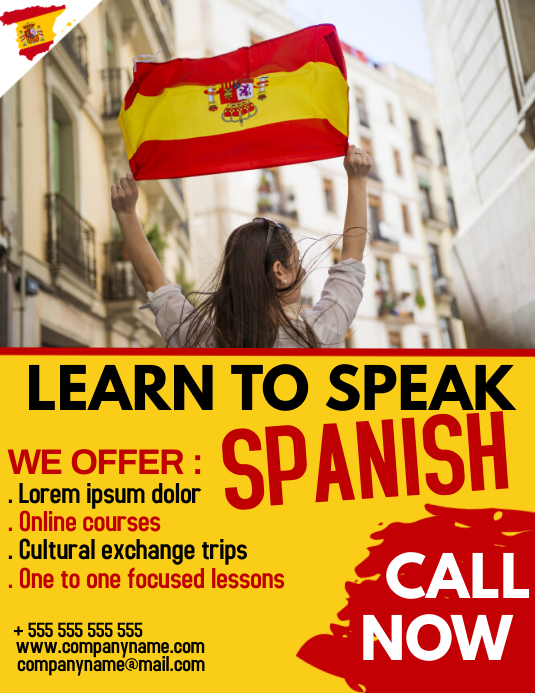 Spanish language school