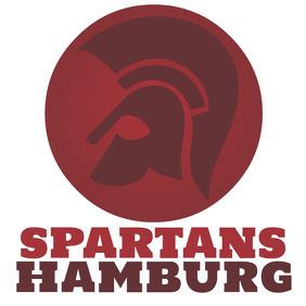 Sparta Helmet Sport Logo