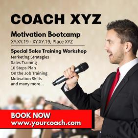 Speaker Life Coach Trainer Mental self-development personal