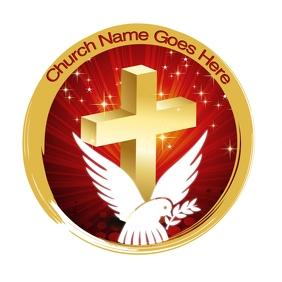 Special circle church logo