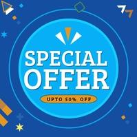 Special Offer Logo โลโก้ template