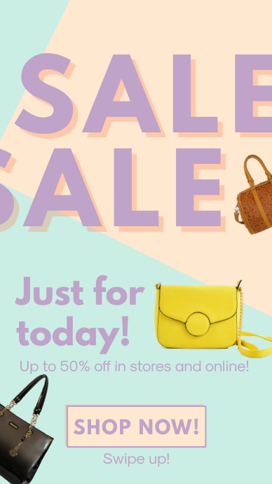 Special Sale Retail Instagram Story Ad