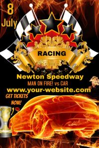 Speedway Template