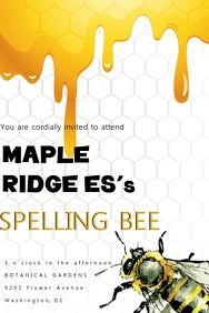110 Spelling Bee Customizable Design Templates Postermywall