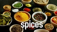 Spices varieties video Gambar Mini YouTube template