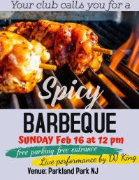 Spicy barbeque