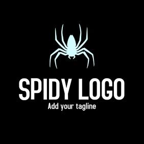 Spider gaming logo