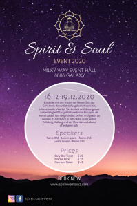 Spirit & Soul Event Seminar Retreat Healing