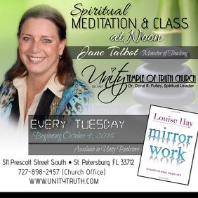 UTTC Spiritual Meditation Class