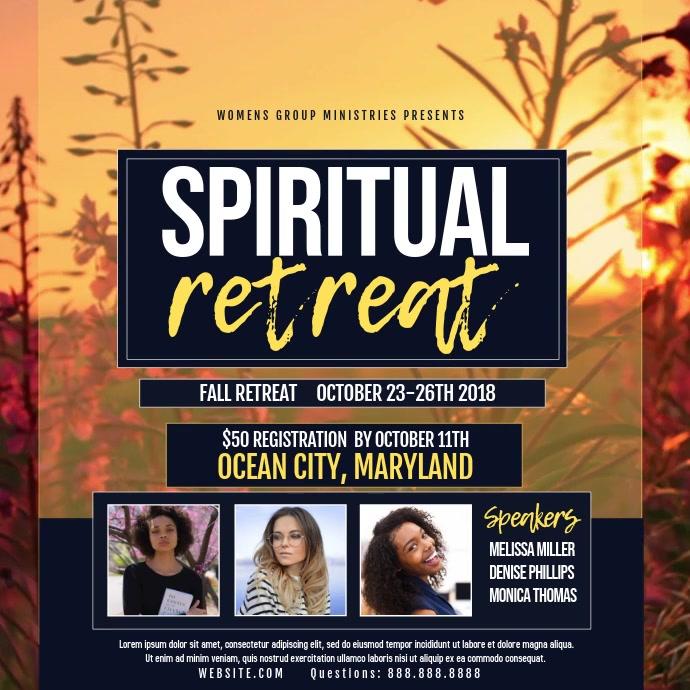 Spiritual retreat