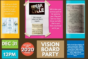 Spiritual Vision Board Party