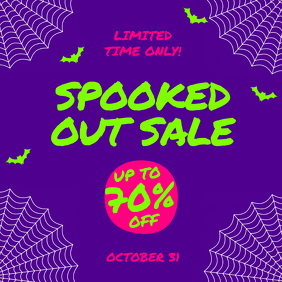 Spooked Out Sale