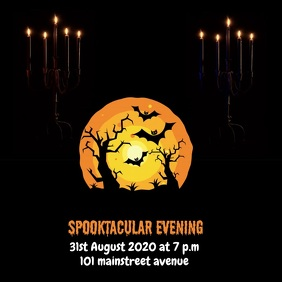 SPOOKTACULAR EVENING