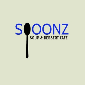Spoon Logo template