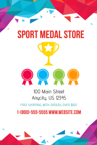 Sport Medals Store