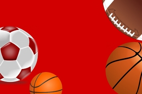 SPORTS Banner 4 x 6 fod template