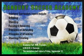 Sports Soccer Flyer