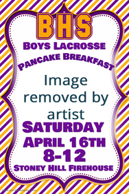 Sports Team Pancake Breakfast Fundraiser Even
