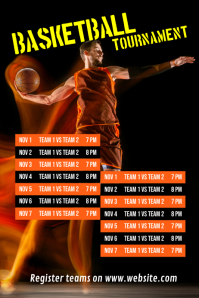 Sports Team Schedule