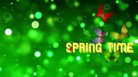 Spring 2021 Digital Display Video template