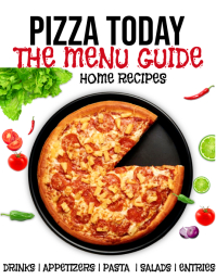 Pizza Book Cover