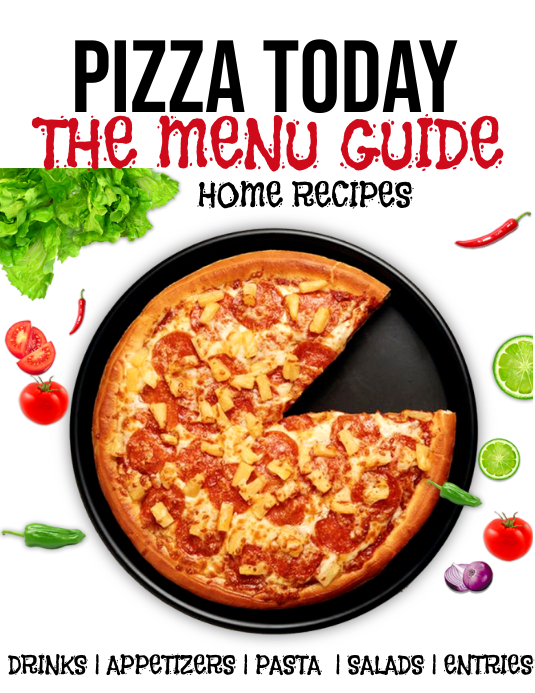 Pizza Book Cover