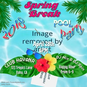 Spring Break Video