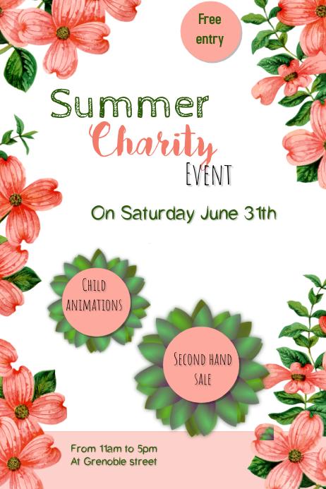 Spring caritative event
