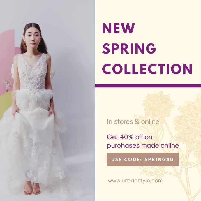 Spring Collection Store Big Sale
