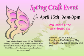 Spring Craft Event