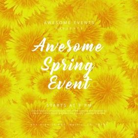 Spring Event