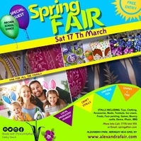 spring fair Instagram video
