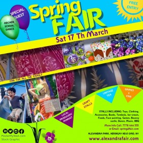 spring fair video1