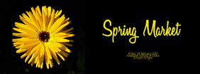 07 Spring Facebook-coverfoto template