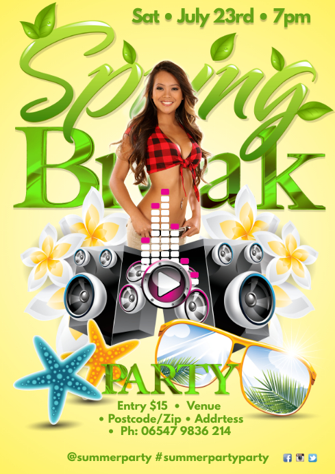 Spring Party