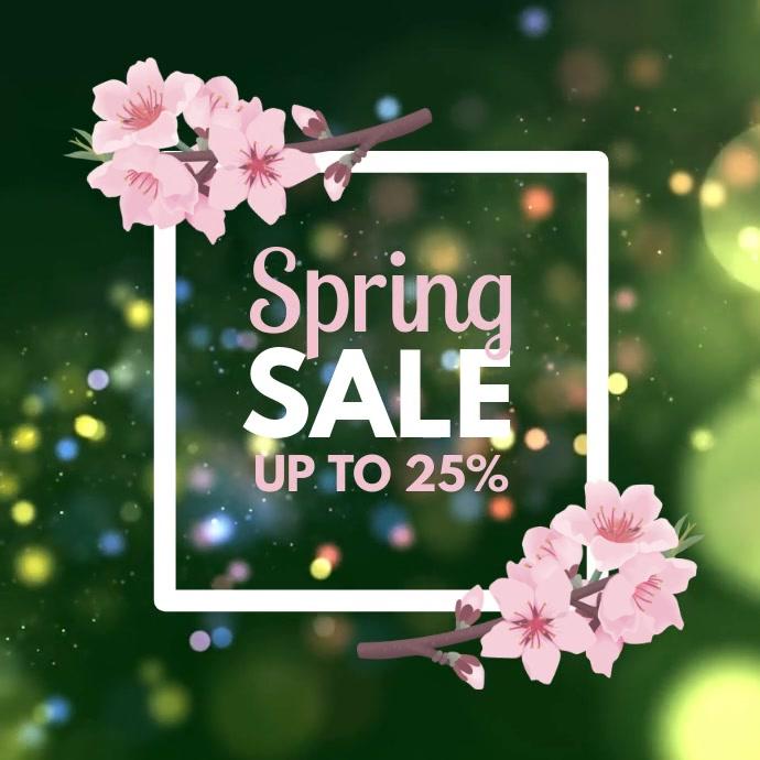 Spring Sale Rosa Flowers Lovely Sparkle Glitter Woman Offer